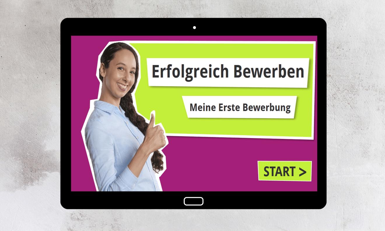 """Micro Modul """"Erfolgreich bewerben"""""""